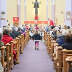 Thank you to the children of Sacred Heart Primary for leading our 10.30 Mass this weekend
