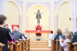 Weekly Mass 10:30am @ Sacred Heart Church