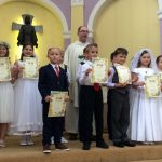 First Reconciliation and Holy Communion Preparation