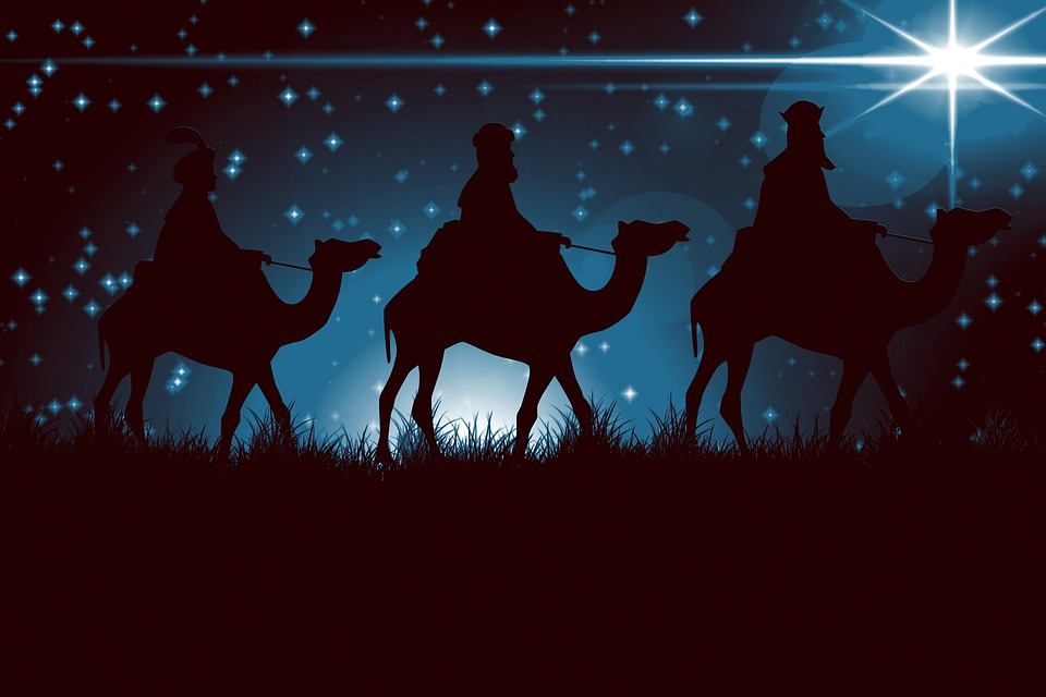 SH Bulletin – The Feast of the Epiphany – January 6th 2019