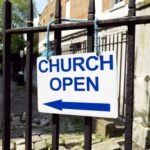 Opening of churches