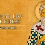 Tuesday 10th November 9am Mass