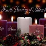Fourth Sunday of Advent; live-streamed Masses